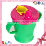 Top Selling Products 2015 China Alibaba Plastic Factory Gold Manufacturer Plastic Cup With Dome Lid For Wholesale