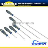CALIRBE 6pc flat tip 25-200mm S2 Mini Electrical Screwdrivers electric screwdriver