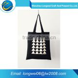 Hot sale recyclable cotton shopping bags wholesale