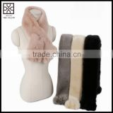 2016 Hot Selling Winter New Fashion Faux Fur Scarf