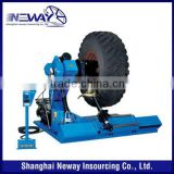 car & light truck tyre changing machine with CE