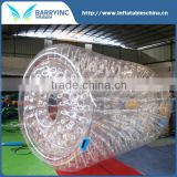 Factory price inflatable roller ball / water walking roller / inflatable water rolling ball