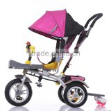 New model Cheap plastic Children baby tricycle for kids/Car Type and ride or push Power baby children's kids tricycle