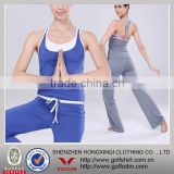 Hot Sell active Wear Sets Fitness Yoga Wear Top & pants