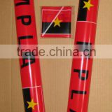 Bang Bang stick/ PE Inflatable stick clappers/ fans clappers