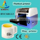 multi color goblet logo printing machine,magic mug photo printer