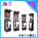 Attractive! Popular! Hot sale coin operated electronic online video electronic soft tip darts machine