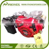 Honda Gasoline Powered 4 Stroke 6.5HP Half Gasoline Engine GX200 Half Engine with Long & Short Shaft