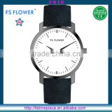 FS FLOWER - 2016 New Fashion Customized Own Brands With Plastic Box China Shenzhen Watch Manufacturer