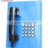 Intercom for airport, bank, elevator, metro, building KNZD-27 Bank telephone Public service emergency telephone Public phone