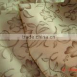 blended fabric rayon/cotton fabric for fashion cloth