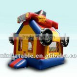 monster truck bouncer house inflatable