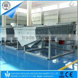 2015 China Large capacity Gum Arabic linear sieving machine
