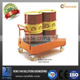 Pulley for oil products