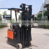 mini 1.5ton 3-wheel electric forklift truck forklift tire pressure electric forklift price