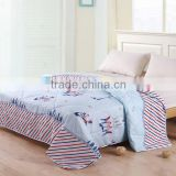 Printing cheap patchwork baby cotton padded quilt