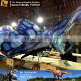 MY Dino-C037 Attractive transparent resin insect sculpture butterflies