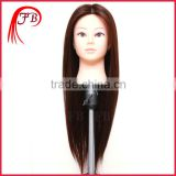 Training mannequin head afro wig display mannequin head with hair