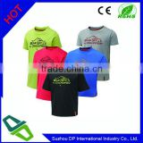 professional tshirt manufacturer custom t shirt design/wholesale t shirts for men/white plain men's t shirt design