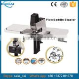 Cheap Price Double Gang Saddle Stitching and Flat Electric Stapler