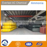 800L Industrial Liquid Ammonia Gas Cylinder with lpg cylinder valve