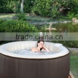 Hot sale high quality portable inflatable tub spa pool product outdoor