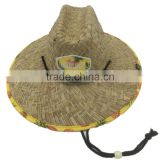 Ladies Straw Outback Toyo Cowboy Hat
