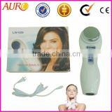 Au-009 handheld Wrinkle removal & ultrasonic & deep cleansing beauty salon equipment