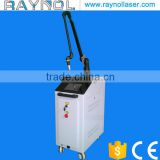 Laser Tattoo Removal Equipment Vertical Skin Rejuvenation Tattoo Removal Machine Varicose Veins Treatment Q Switch Nd YAG Laser Machine