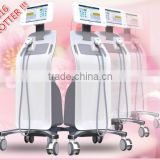 Back Tightening Advanced Technology Hifu Body Slimming Machine From GLM Nasolabial Folds Removal