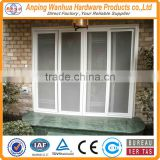 door window plastic inserts screen netting