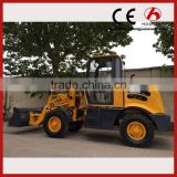 Mini Chinese Wheel Loader ZL10 4 wheel drive tractor with front loader/small 4 wheel drive tractors