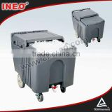 Commercial Sliding Ice Caddy And Storage Bin,Container Or Box For Restaurant,Hotel And Bar