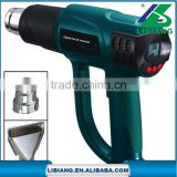 Handhold Digital Hot Air Gun Heat Gun 2000W (Digital Display, Electronic Temperature Control )