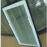 Tilt & Lift -Magnetically Operated Blinds Closed Together To The Top (Handels on both sides)