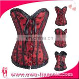 High Quality Royal Sexy Corset With Lingerie Laced Costumes
