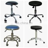 Metal foot, Adjustable height,antistatic esd pu chairs
