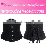 Factory price wholesale black high fashion lingerie sexy corset