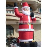 inflatable santa claus, holiday inflatables