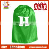 60*70CM Youth superhero capes Children satin capes Unisex party superman capes