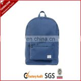 Promotional plain outdoor sports back pack bag