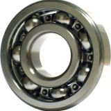 ID.3-100mm, OD.10-180mm ZZ 2RS Open Stainless Steel Ball Bearings 45mm*100mm*25mm Black-coated