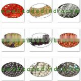 semi precious gemstone 6mm round