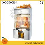 Orange juice making machine,Automatic Juicer XC-2000E-4