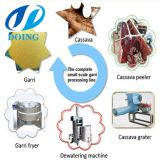 Cassava garri production line