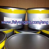 Solvent-based sublimation ink for offset machine
