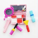 3D makeup eraser set