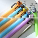 kawaii animals gel pen school supplies girl stationery school supplies