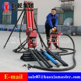 KQZ-100 Full Pneumatic DTH Drilling Rig high efficient rock drilling equipment