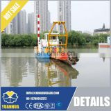 CSD250 mini cutter suction draga dredging ship for sale